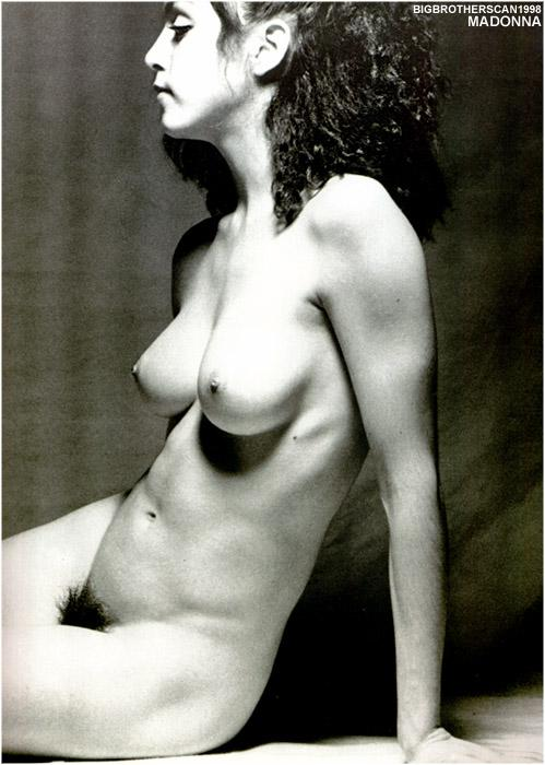 Madonna Full Frontal Nude Photo 111