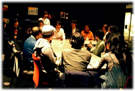 2009 狼ゲーム会 風景