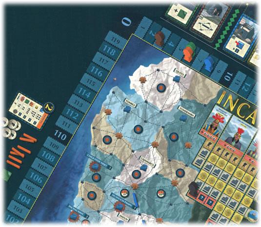 インカ帝国:箱裏の写真