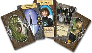 指輪物語:カード例