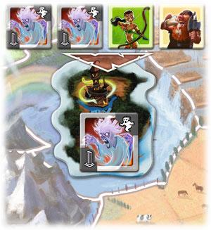 スモールワールド拡張:ネクロマンサーの島
