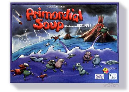 原始スープ:箱
