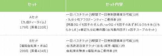 バスツアー九分3-2