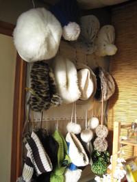 帽子コレクション