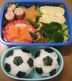 弁当サッカー
