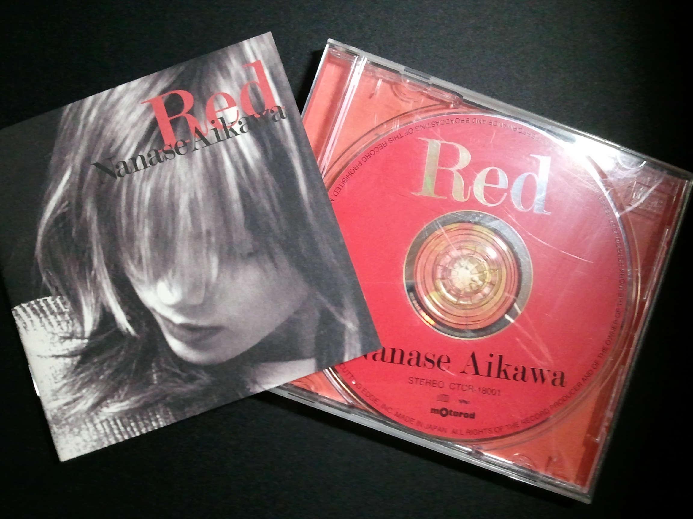 相川七瀬 Red