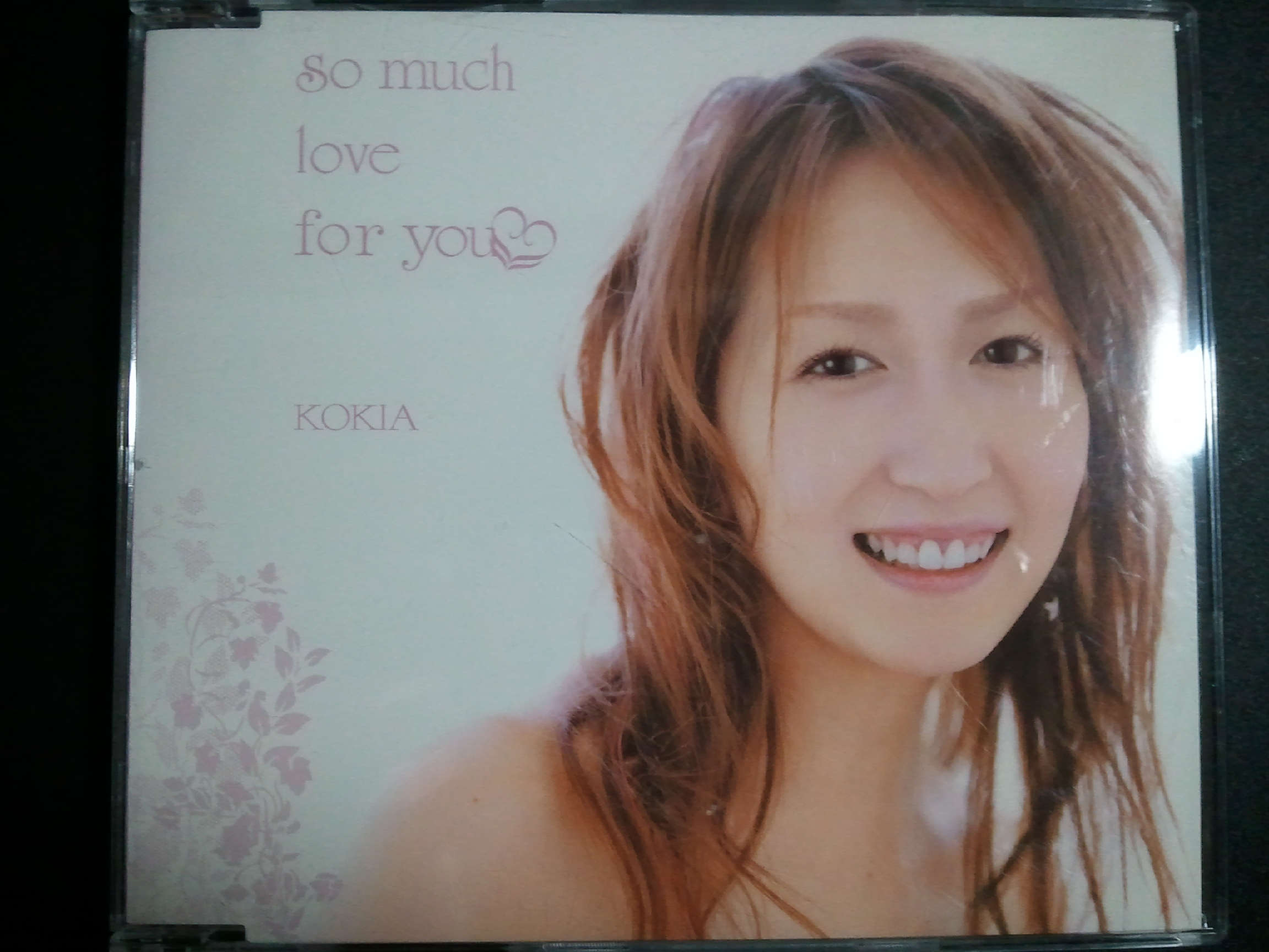 KOKIA so much love for you