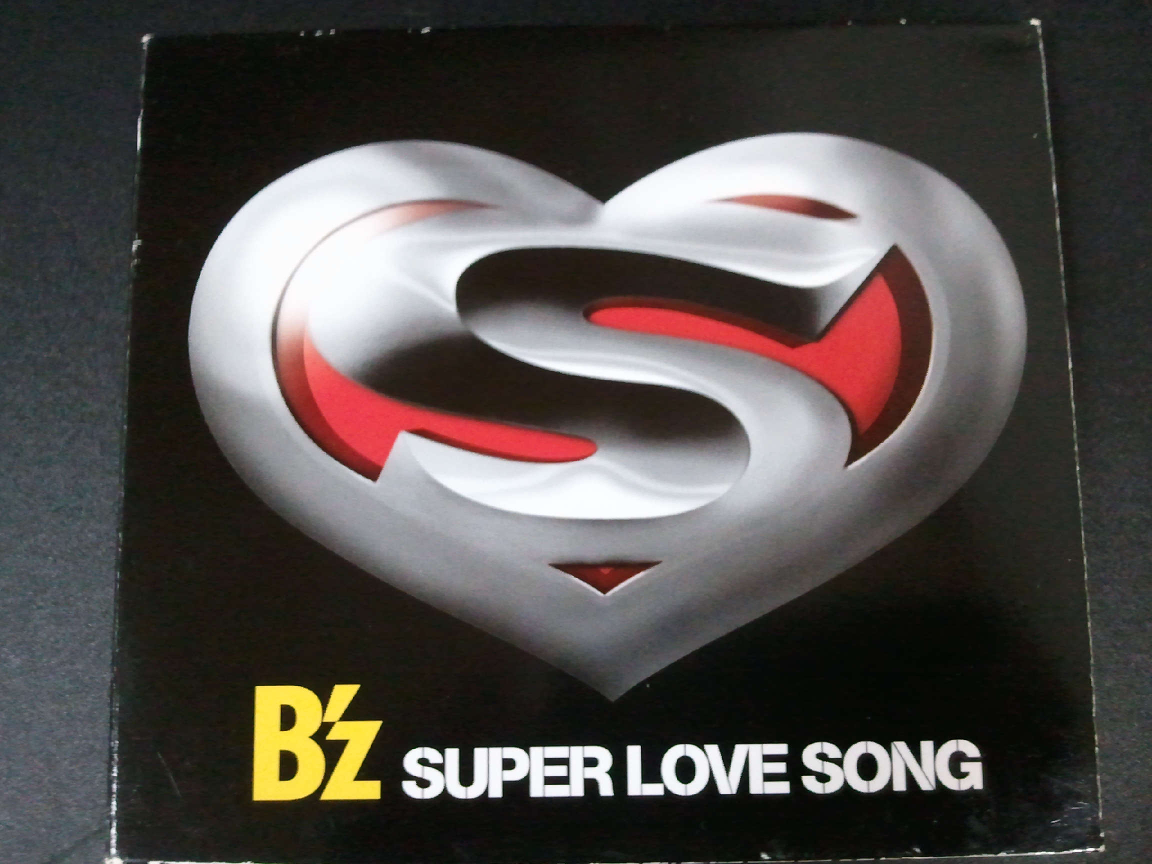 B'z Super Love Song