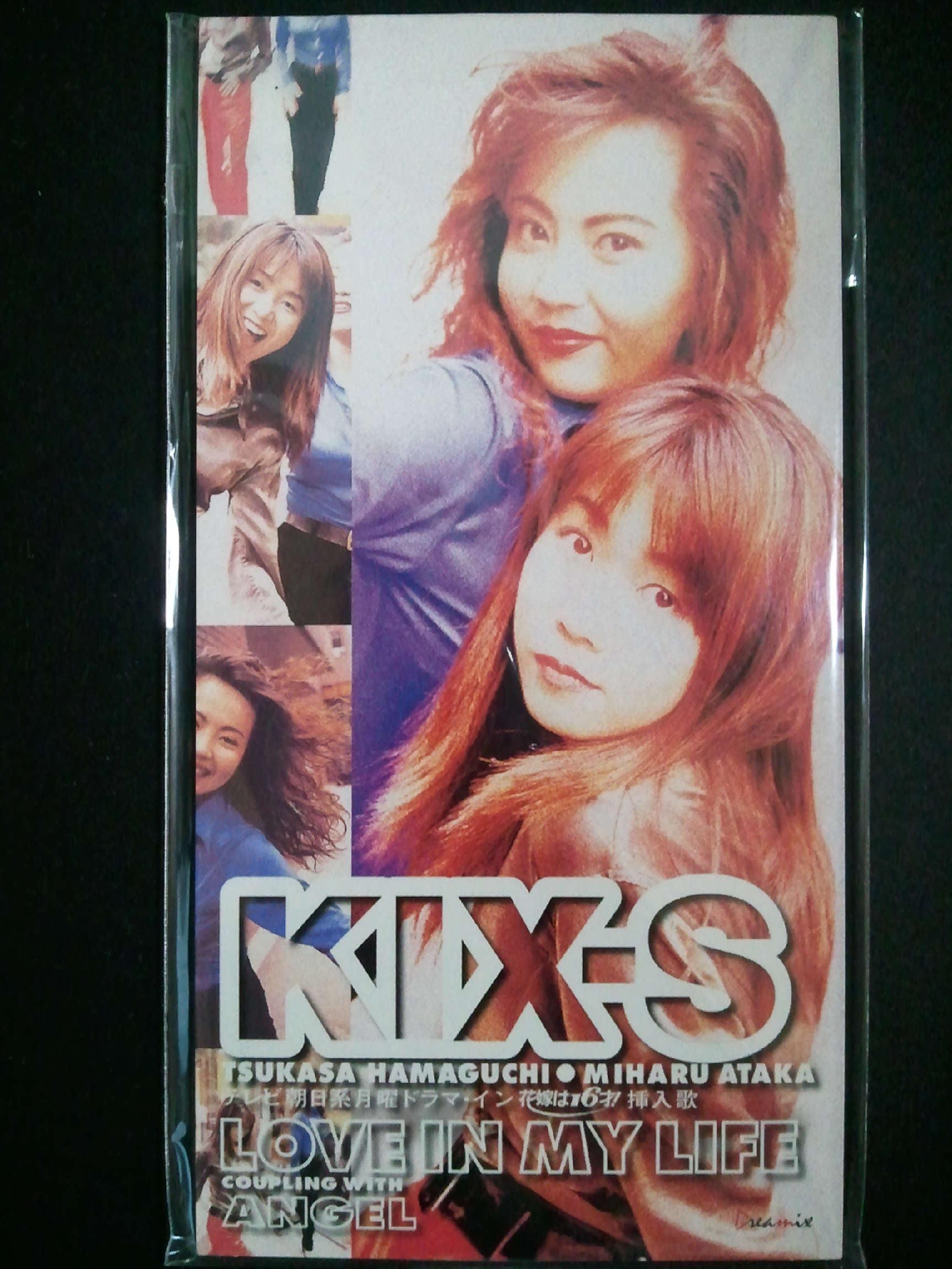 Kix・s Love in my life