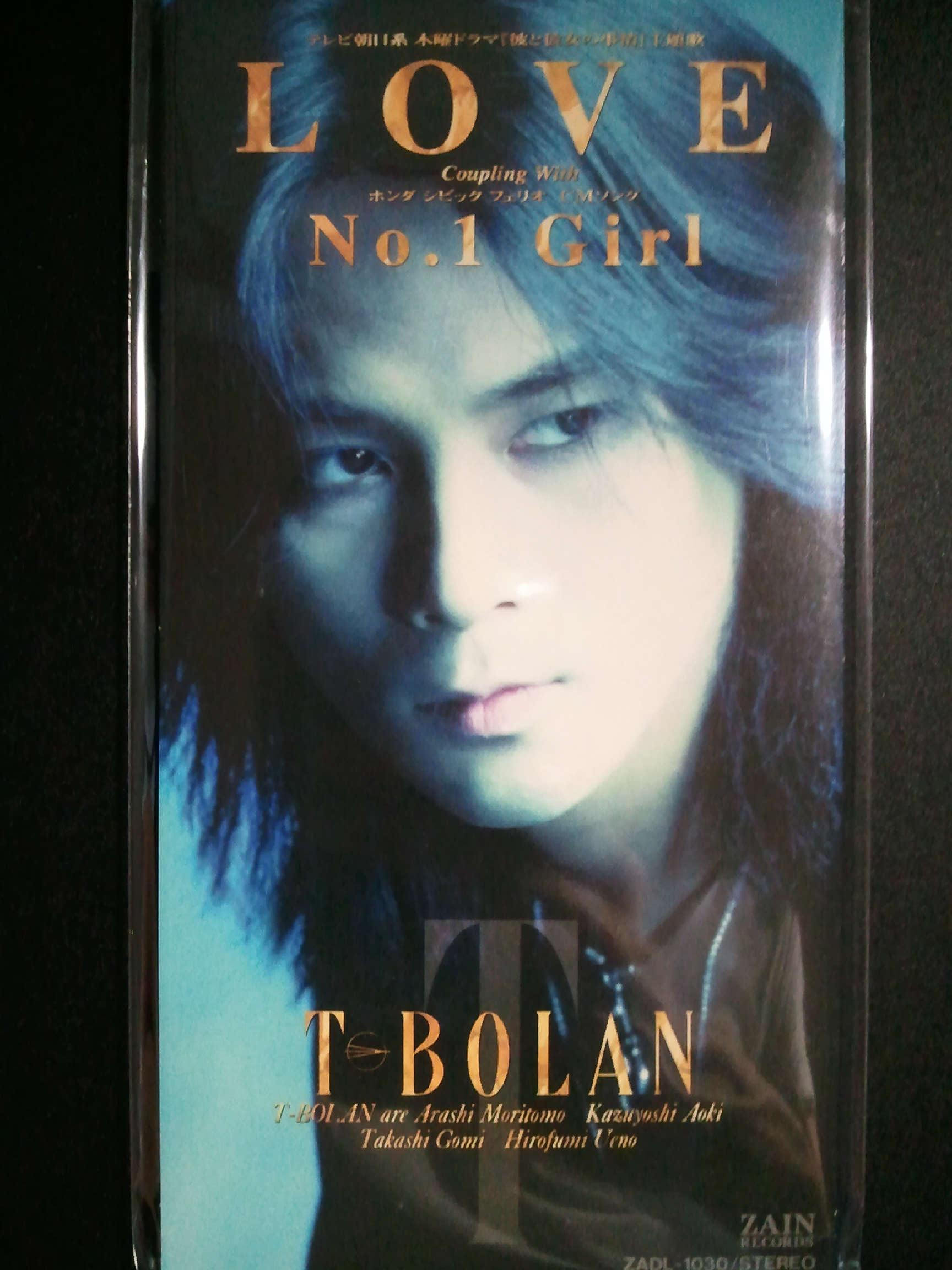 T-BOLAN Love