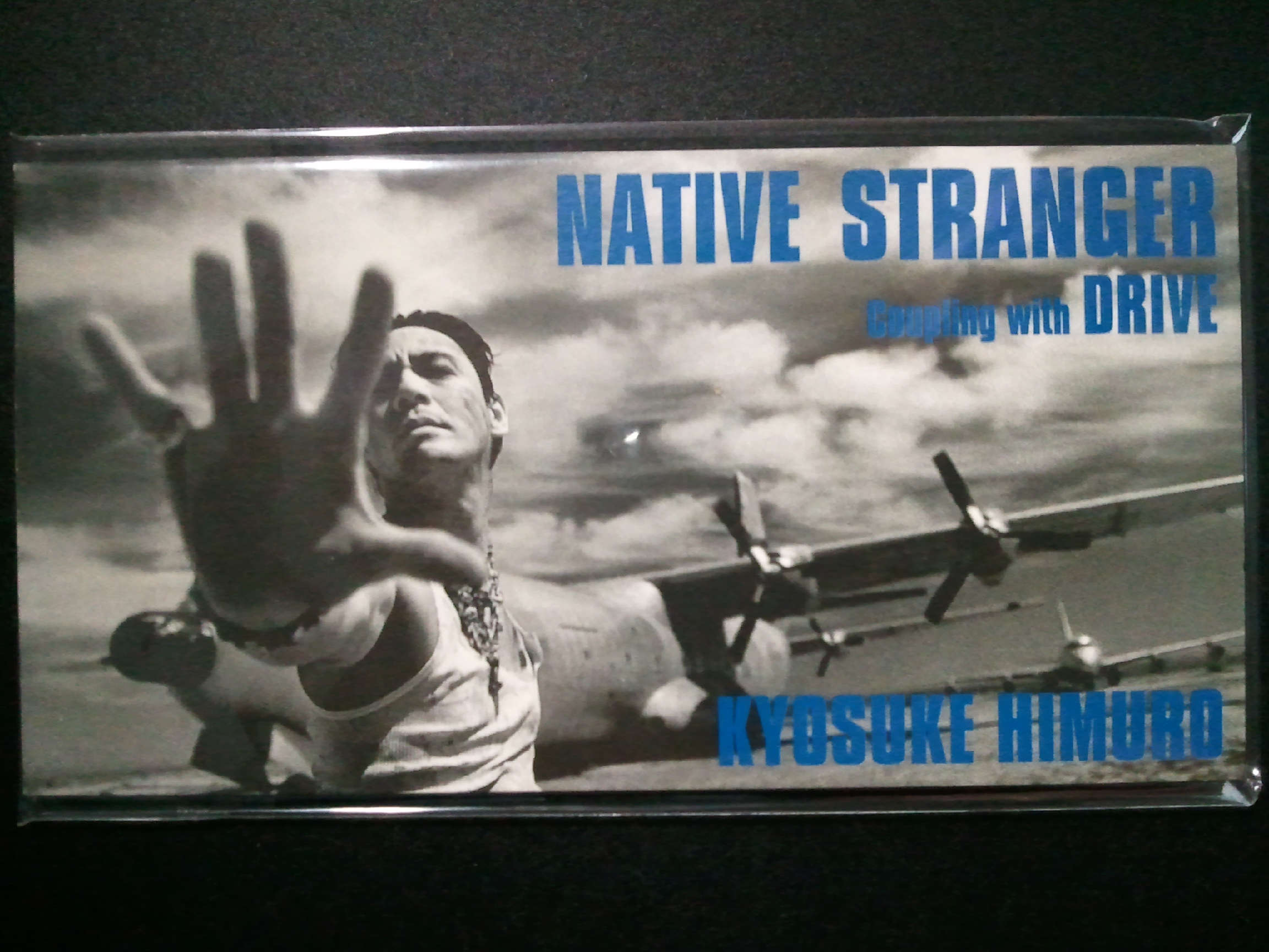 氷室京介 Native Stranger