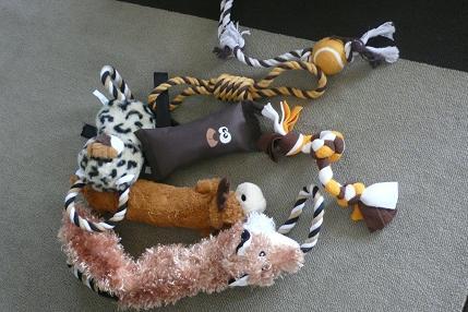7種おもちゃ