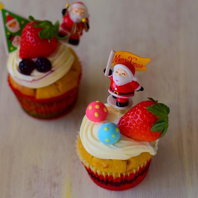クリスマスケーキレッスン2