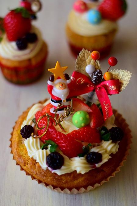 クリスマスケーキレッスン3