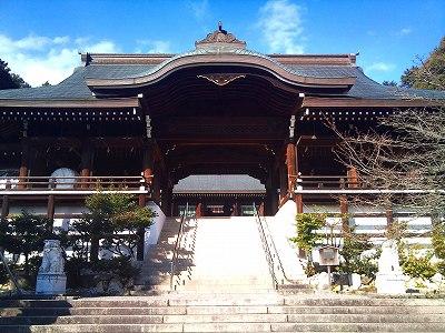 清和協会新年公式参拝2012 (1)