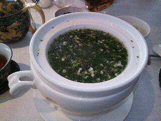 なずなのスープ