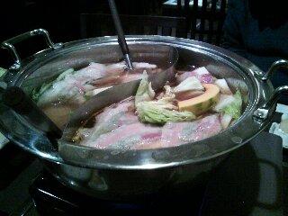 台湾薬膳鍋