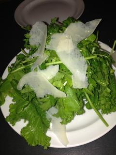 香味野菜のサラダ
