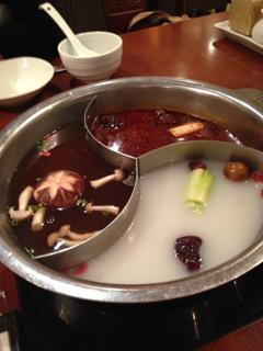 3色薬膳鍋