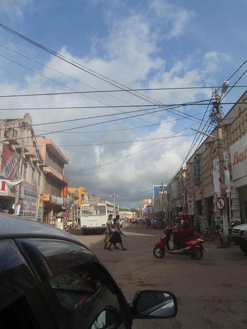 町一番の繁華街