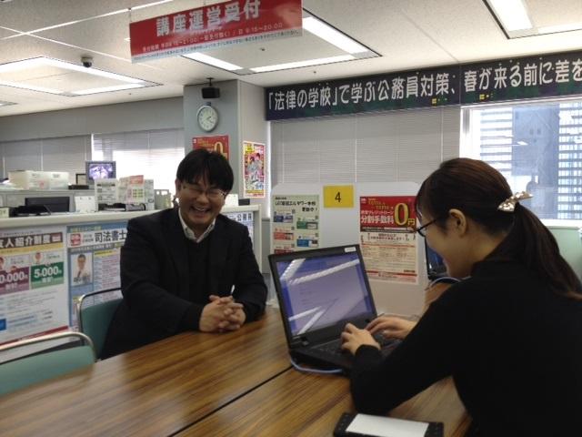 新谷先生&伊関さん1