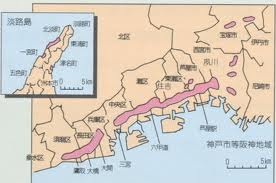 阪神・淡路大震災地震の概要より