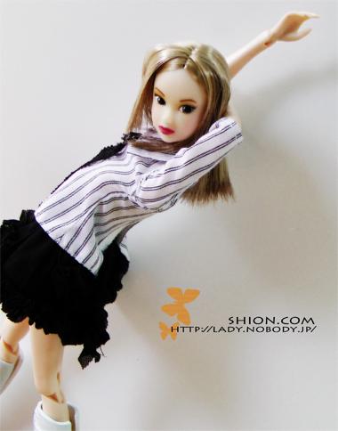 momoko リカちゃん 真央