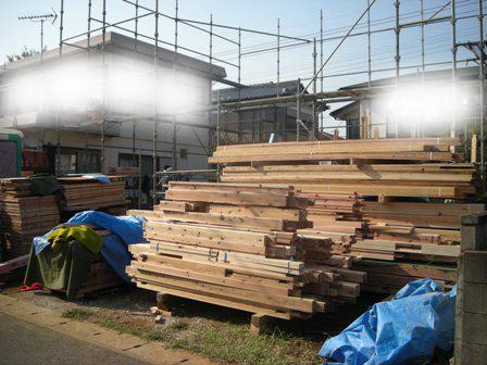 0911木材山積み