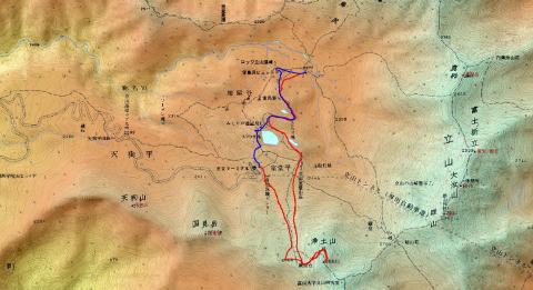 1204浄土山ログ
