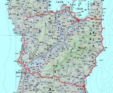 1205七尾~氷見~羽咋ログ