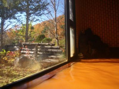 大きな窓から見る景色