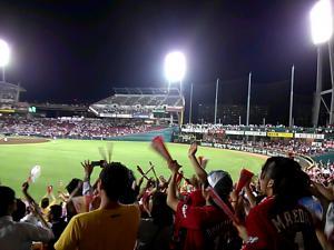 野球観戦4