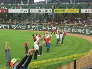 野球観戦3