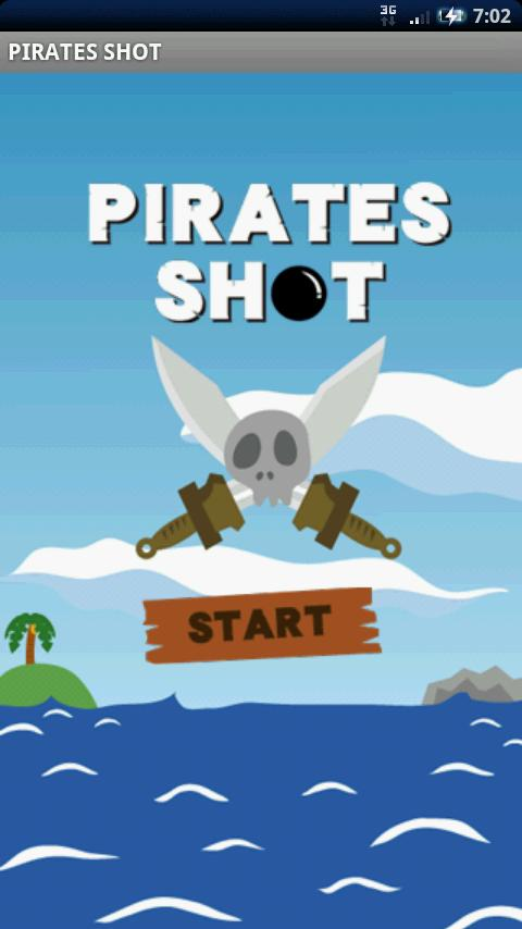 Pirates Shot
