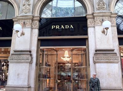 プラダ本店