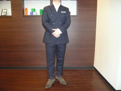 W スーツ