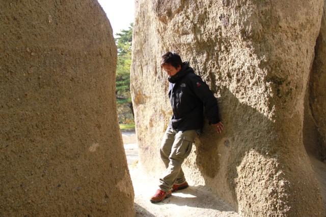 きのこ岩2