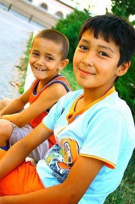 s-ウズベキスタン子供1
