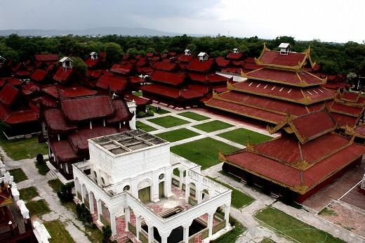 9マンダレー王宮