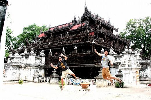 14僧院ジャンプ