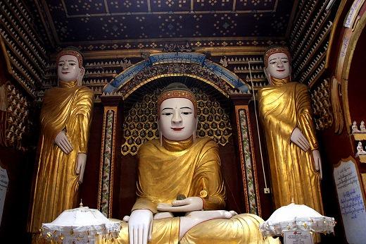 7モンユワの謎の僧院