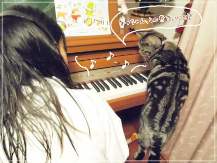 一緒にピアノ