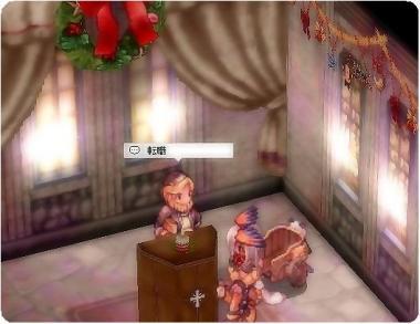 クリスマスの街2