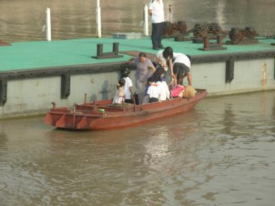 南京の渡し船5