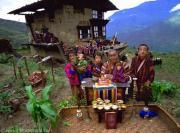 地球家族 ブータン