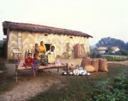 地球家族 インド
