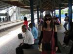 マレーシア マレー鉄道 ホーム