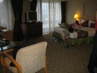 マレーシア クアラルンプール ホテルベッド