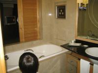 マレーシア クアラルンプール ホテル洗面