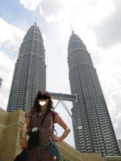 マレーシア クアラルンプール ペトロナスタワー